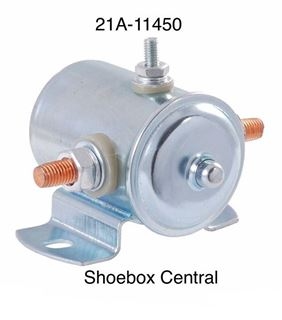 21A-11450-M 21A-11450 1949 1950 Ford Starter Solenoid