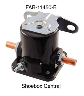 FAB-11450-B 1951 1952 1953 Ford Starter Solenoid