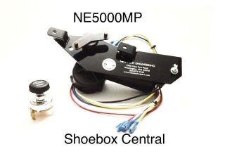NE5000MP 1950 Mercury 12V 12 Volt Windshield Wiper Motor Conversion