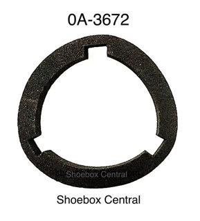 0A-3672 1949 1950 Ford Horn Ring Button Insulator Foam Rubber Pad