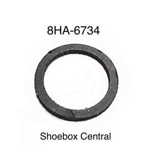 8HA-6731 1949 1950 1951 1952 1953 Ford Oil Pan Drain Plug Gasket Seal