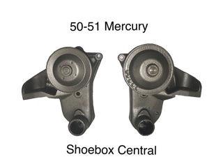 0CM-8501-PR 1950 1951 MERCURY V8 WATER PUMP PUMPS