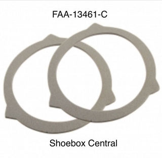 FAA-13461-C  1952 Ford Tail Light Lens Gasket Seal Kit