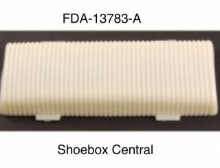 FDA-13783-A 1954 Ford Dome Light Lens Sedan