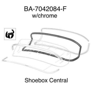 ba-7042084-f-1952-1953-1954-ford-customline-back-rear-window-rubber-weatherstripping-rubber-seal-with-chrome