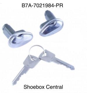 B7A-7021984-PR Ford Door Lock Set