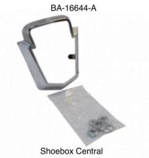 BA-16644-A 1952 1954 Ford Hood Emblem Bezel