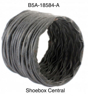 b5a-18584-a-1952-1954-ford-round-heater-connecting-duct