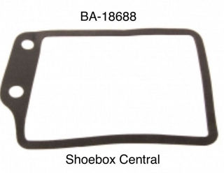 ba-18688-1952-1954-ford-duct-inlet-to-heater-core-gasket