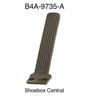 B4A-9735-A 1952 1953 1954 Ford Accelerator Gas Throttle Foot Pedal