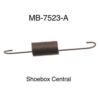 MB-7523-A 1952 1953 1954 Ford Clutch Release Pedal Return Arm Spring