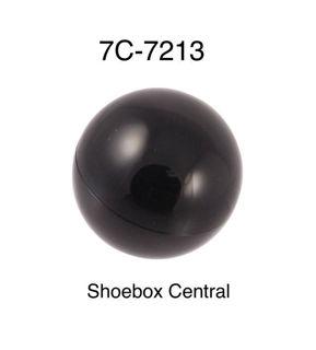 7C-7213 1951 1952 1953 1954 Ford Gear Shift Shifter Selector Lever Black Knob