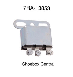 7RA-13853 1949 1950 1951 1952 1953 1954 Ford and Mercury Horn Relay