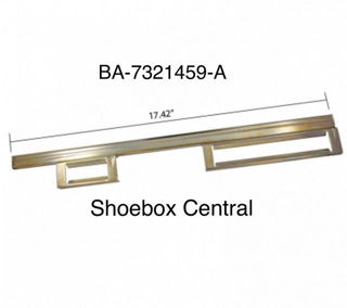 BA-7321459-A 1952-1954 Ford Door Lift Channel
