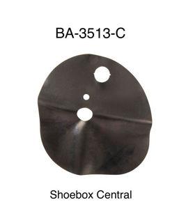 BA-3513-C 1952 1953 1954 Ford Steering Column Shifter Floor Pan Seal Rubber Gasket