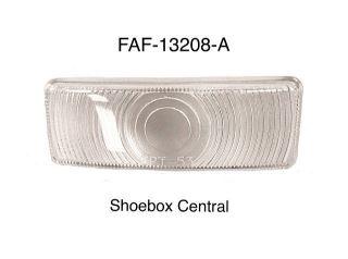 FAF-13208-A 1953 Ford Park Light Turn Signal Lens