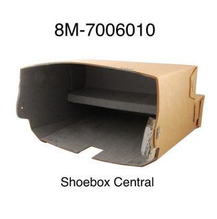 8M-7006010 1949 Mercury Glove Box Compartment Liner