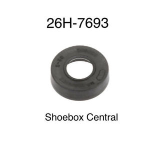 26H-7693 1949 1950 1951 1952 1953 1954 Ford Overdrive Solenoid Shaft Oil Seal