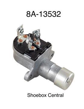 8A-13532 1949 1950 1951 1952 1953 1954 Ford Floor Light Dimmer High Beam Switch