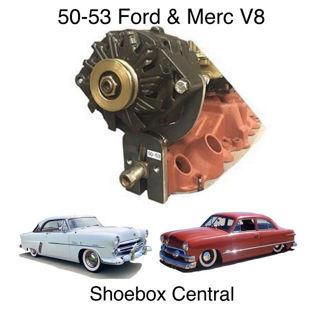 Flathead V8 Narrow Belt Alternator Bracket