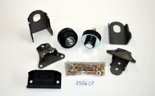 2506CP 1954 1955 1956 Ford SBC Chevy Engine Motor Mount Kit