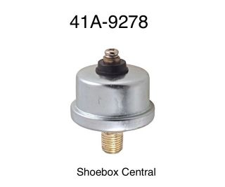 41A-9278 1949 1950 1951 1952 1953 1954 1955 Ford Oil Pressure Sending Sender Unit