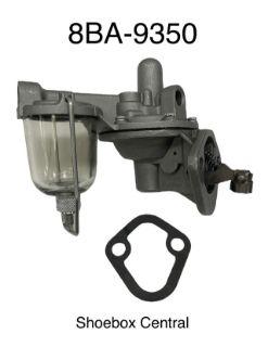 8BA-9350 1949 1950 Ford V8 Fuel Pump