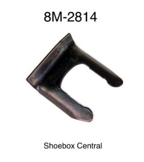 8M-2814 1949 1950 1951 1952 1953 1954 Ford Parking Emergency Brake Cable Retainer Clip